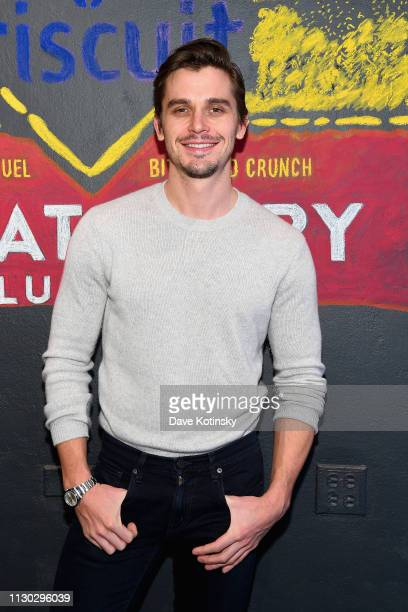 TRISCUIT unveils new Wheatberry Clusters with Antoni Porowski on March 13 2019 in New York City
