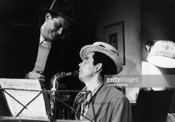 Unvergängliches Licht, Deutschland 1951, Regie: Arthur Maria Rabenalt, Darsteller: Volker von Collande , Hans Reiser.