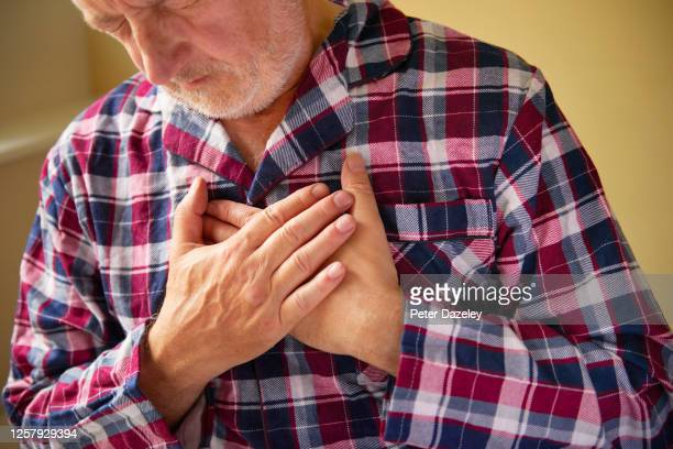 unwell in care home - cardiac arrhythmia stock pictures, royalty-free photos & images