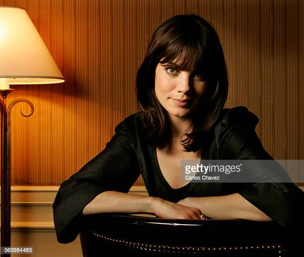 Up coming actress Michelle Monaghan who stars/produced a movie that s playing the Tribeca Film Festival called Trucker and then a Sony romantic...