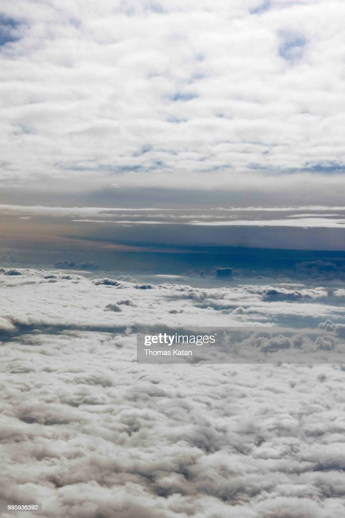 Up in the clouds : Stock Photo