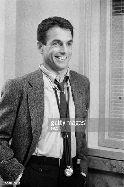 """Up On The Roof"""" Episode 9 -- Pictured: Mark Harmon as Dr. Robert 'Bobby' Caldwell"""