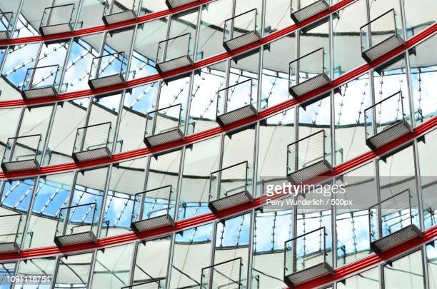 up - sony center berlin stock pictures, royalty-free photos & images