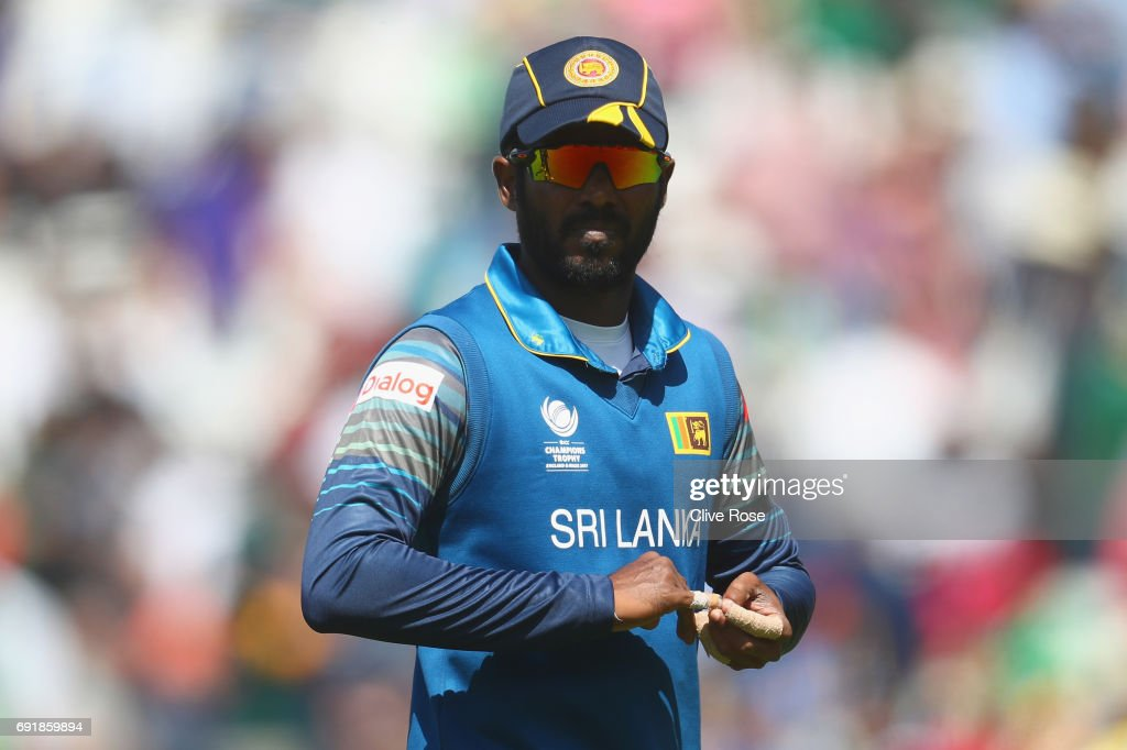 Sri Lanka v South Africa - ICC Champions Trophy