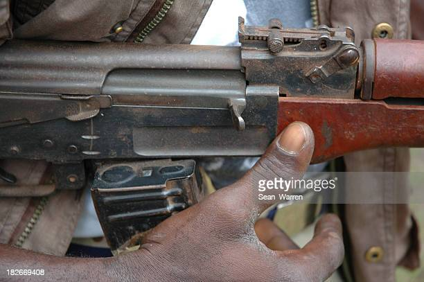 AK-47 Upclose - Rifle