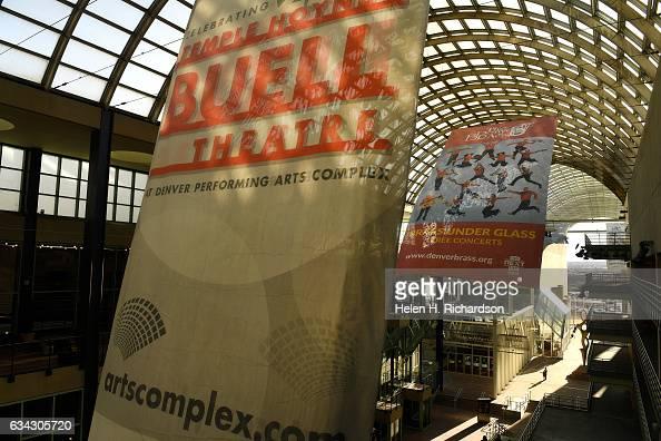 The Denver Performing Arts Complex in Denver, Colorado
