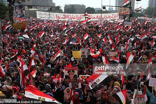 Updates - Egypt, July 26, 2013** Millions of Egyptians protested across Egypt, even before they broke their fast, after General Abd El Fattah El...