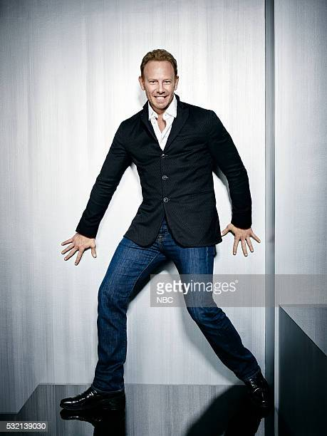 Upfront Party at MoMA in New York City on Monday May 16 2016 Pictured Syfy's Sharknado 4 star Ian Ziering