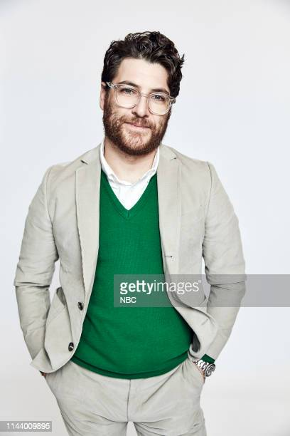 EVENTS Upfront Portrait Studio Pictured Adam Pally Indebted