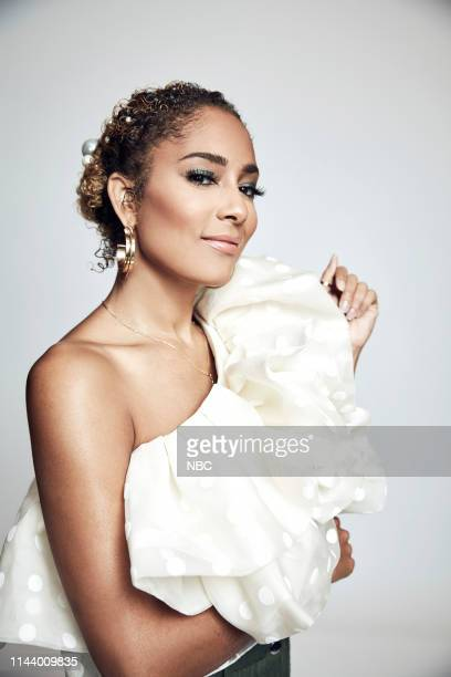 EVENTS Upfront Portrait Studio Pictured Amanda Seales Bring The Funny