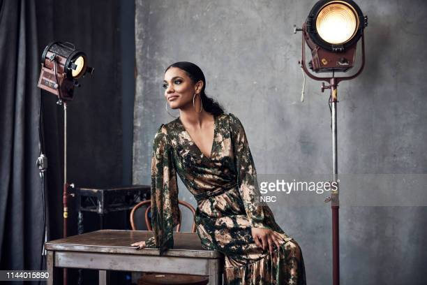 EVENTS Upfront Portrait Studio Pictured Freema Agyeman New Amsterdam