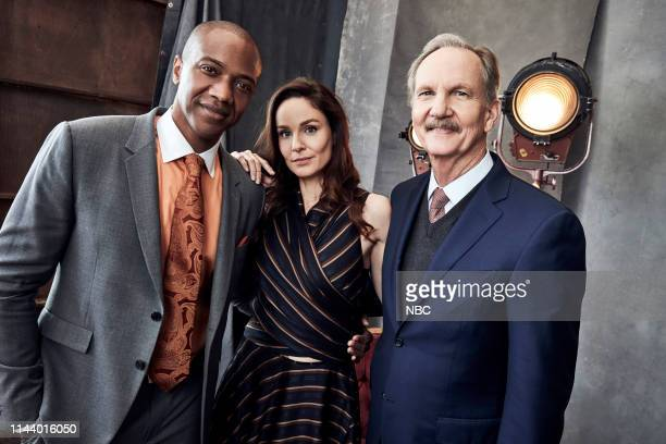 EVENTS Upfront Portrait Studio Pictured J August Richards Sarah Wayne Callies Michael O' Neill Council of Dads