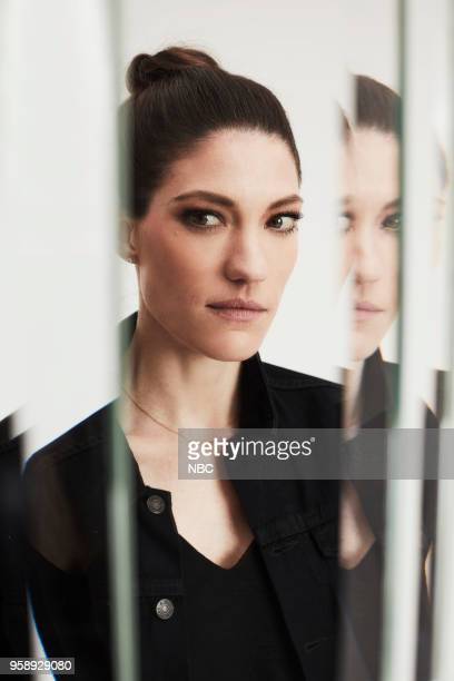 EVENTS Upfront Portrait Studio Pictured Jennifer Carpenter The Enemy Within
