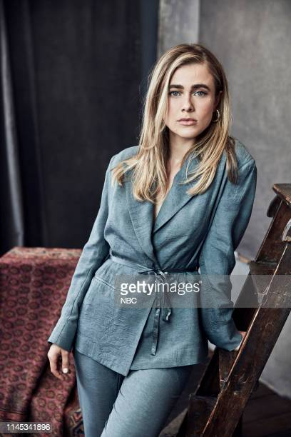 EVENTS Upfront Portrait Studio Pictured Melissa Roxburgh Manifest