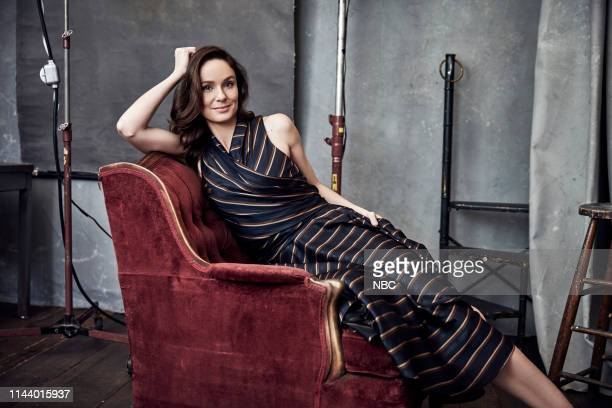 "Upfront Portrait Studio -- Pictured: Sarah Wayne Callies ""Council of Dads"" --"