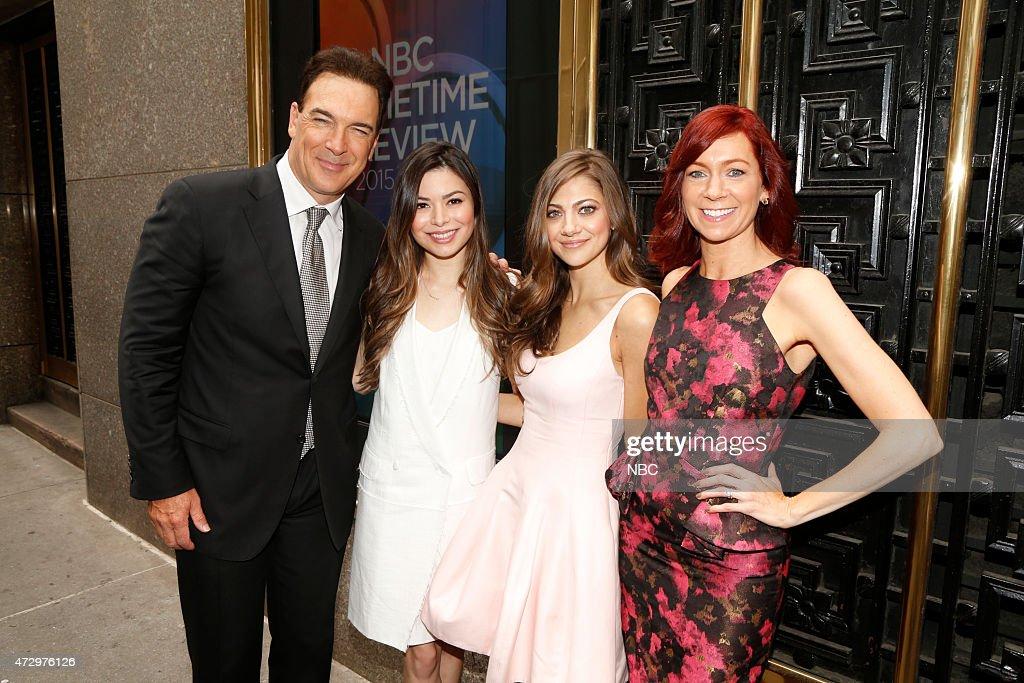 """NBC's """"2015 Upfront Presentation"""" - Red Carpet"""