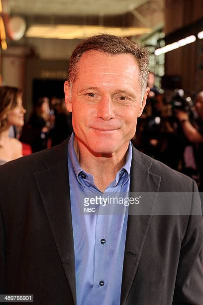 Upfront Presentation Red Carpet Pictured Jason Beghe Chicago PD
