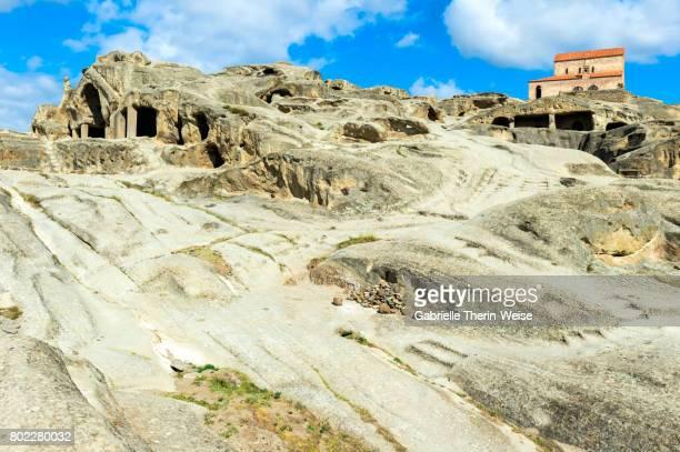 Uplistsikhe, Cave city