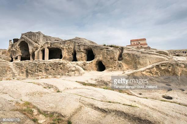 Uplistsikhe Cave Town in Georgia