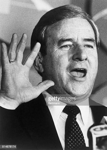 Upon returning from South Africa where he met with President PW Botha Jerry Falwell held a press conference in which he praised the whiteminority...