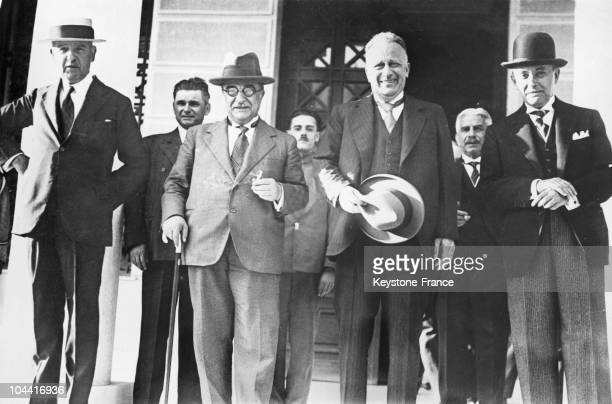 Upon the accession of King GEORGE II in Greece and the nomination of Ionnas METAXAS as Prime Minister and Head of the General Staff in 1936 Greece...