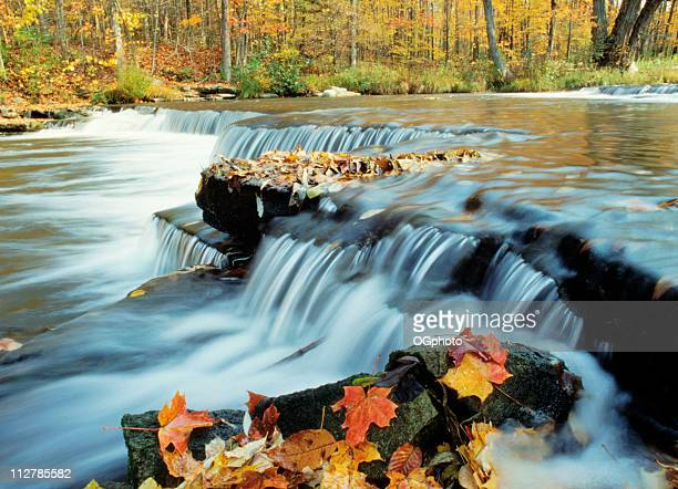 upper chittenango falls, new york - ogphoto stock photos and pictures