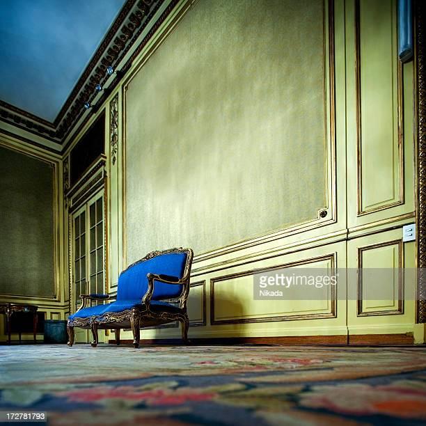 upper class mansion