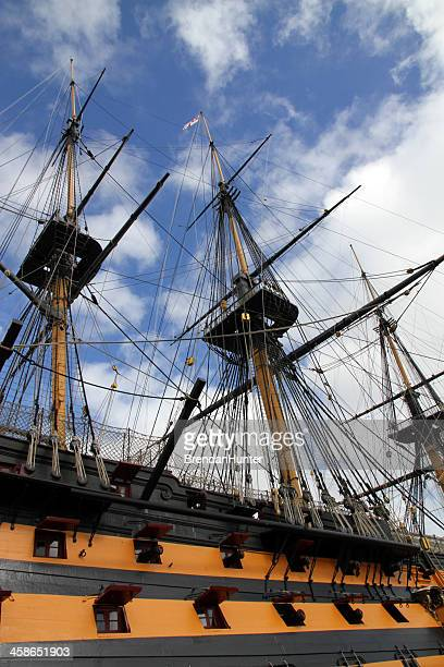upper decks - 18th century style stock pictures, royalty-free photos & images