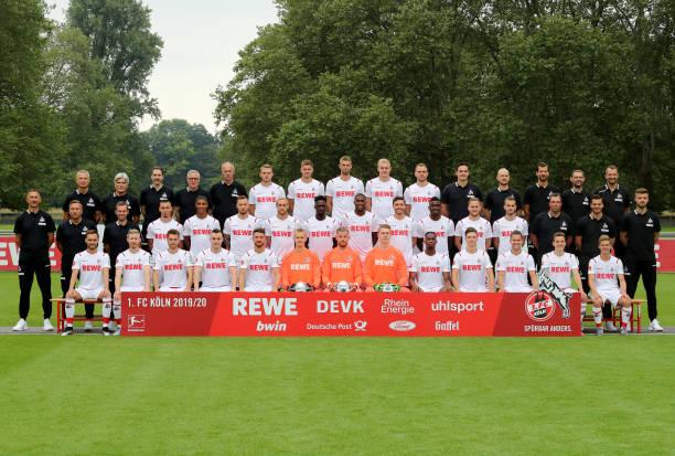 DEU: 1. FC Koeln - Team Presentation