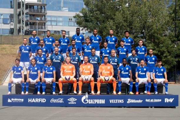 DEU: FC Schalke 04 Team Presentation