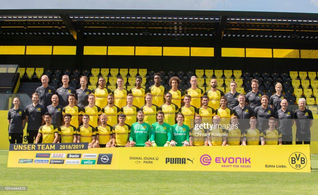 Borussia Dortmund - Team Presentation : Foto di attualità