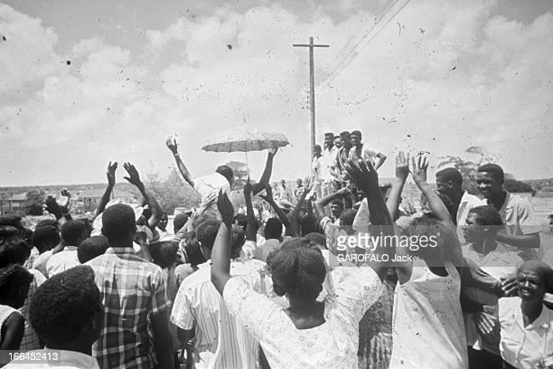 Uprising Of The People Of Anguilla Island In The Caribbean For Independence Anguilla mars 1969 après un second référendum organisé en janvier par le...