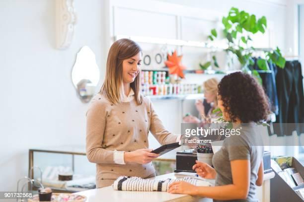Upscale Fashion Boutique