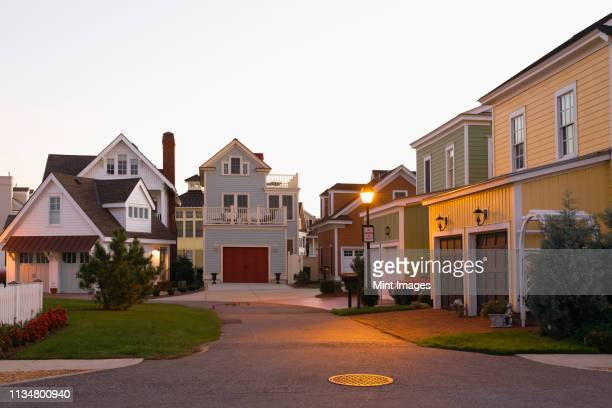 upscale homes - バージニア州 ノーフォーク ストックフォトと画像