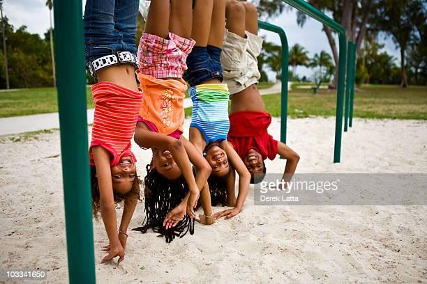 Upside down friends