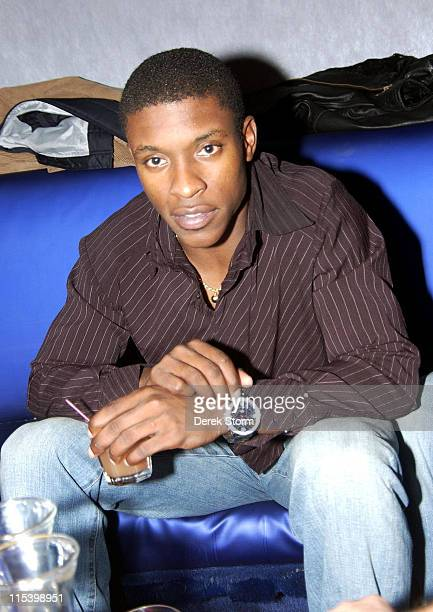 BJ Upton of the Tampa Bay Devil Rays during Keith Collins Hosts Pretty Academy at Quo in New York City December 15 2005 at Quo in New York City New...