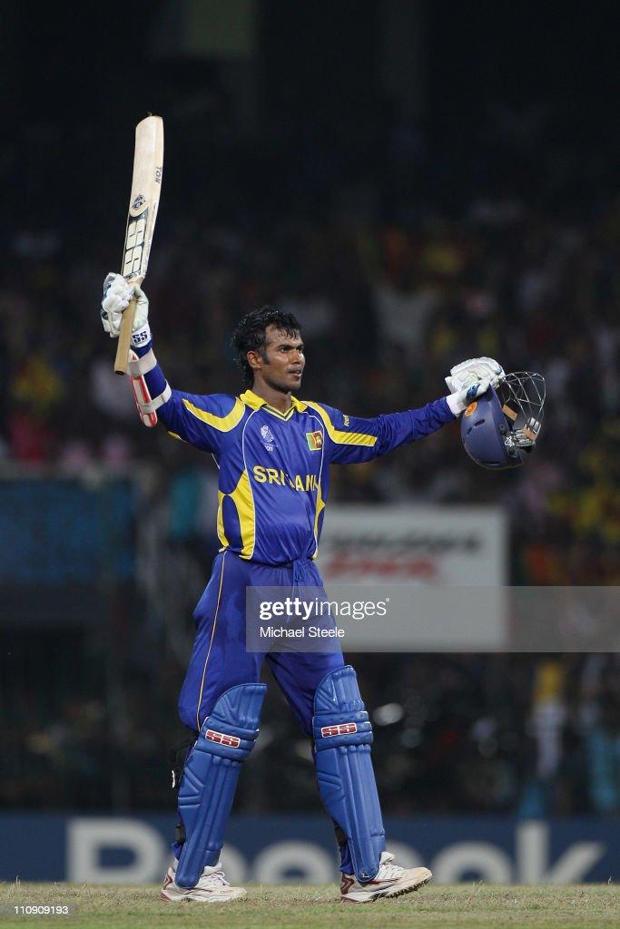 Sri Lanka v England - 2011 ICC World Cup Quarter-Final