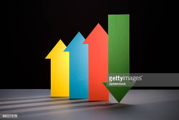 Upward And Downward Trends