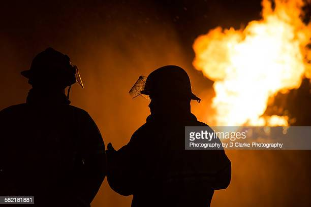 upwey cfa - firefighter stock pictures, royalty-free photos & images