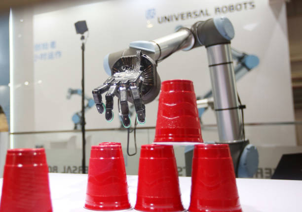 CHN: World Robot Conference 2019