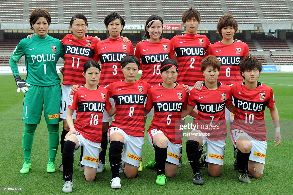 Urawa Red Diamonds Ladies v Albirex Niigata Ladies - Nadeshiko League : News Photo