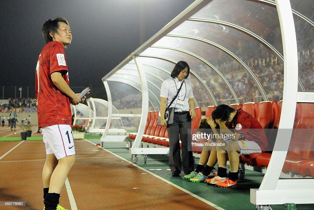 Urawa Red Diamonds Ladies v INAC Kobe Leonessa - Nadeshiko League : News Photo
