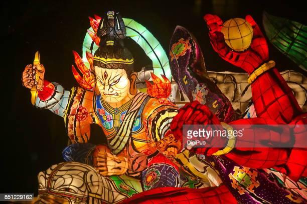 Urayasu Festival 2017 - Aomori Nebuta lantern float