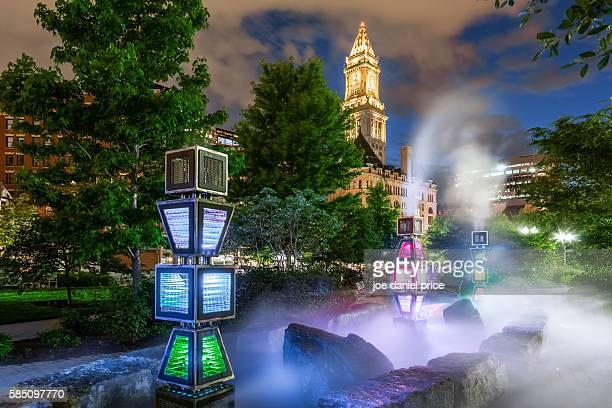 Urban Arboretum, Boston, Massachusetts, America
