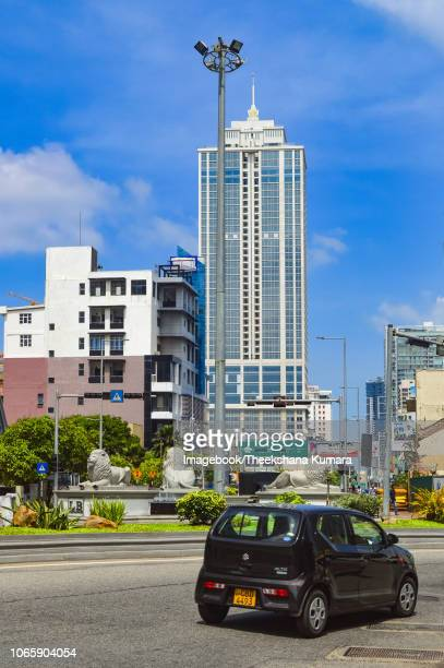 urban architecture of colombo, sri lanka. - imagebook stock pictures, royalty-free photos & images