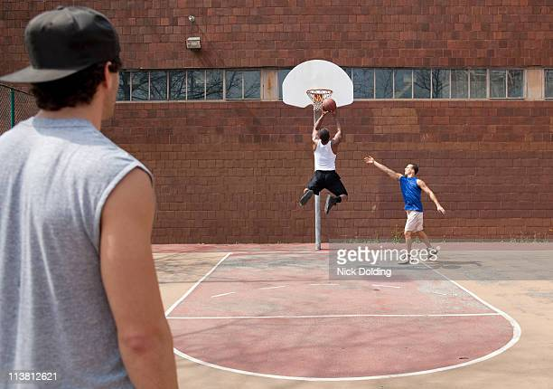 NY urban basketball 06