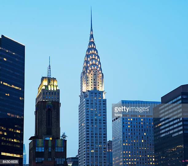 Chrysler Building Stock Photos And Pictures