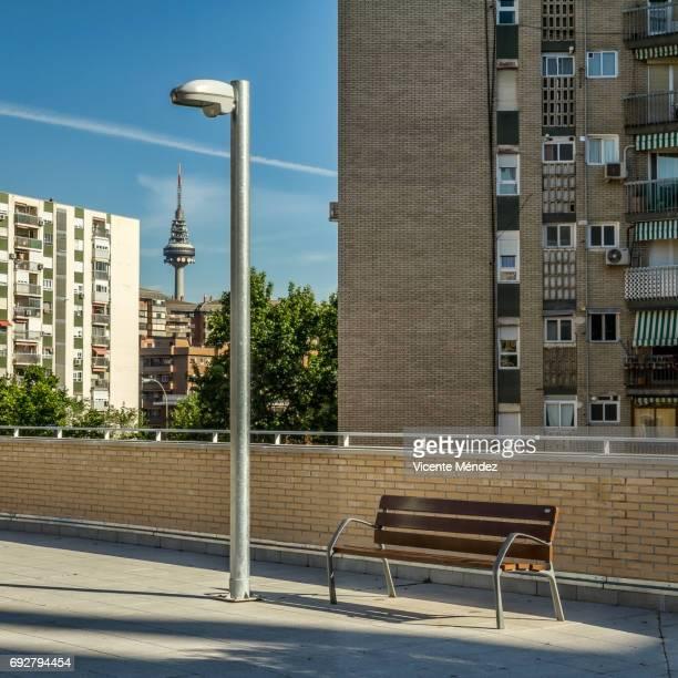Urban composition (Madrid)