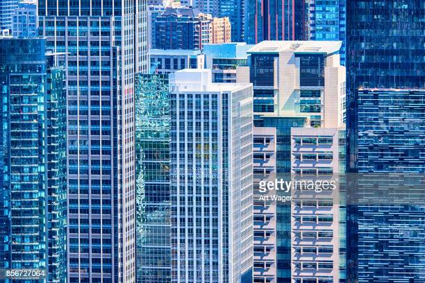urban downtown building backgroud - generic location stock pictures, royalty-free photos & images