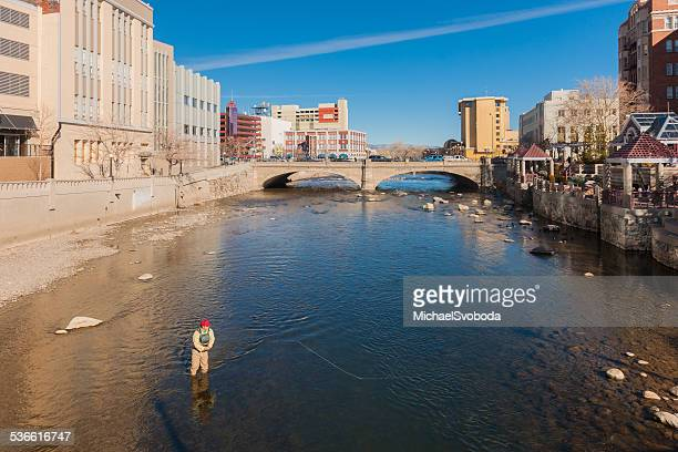 Urban Fly Fisherman